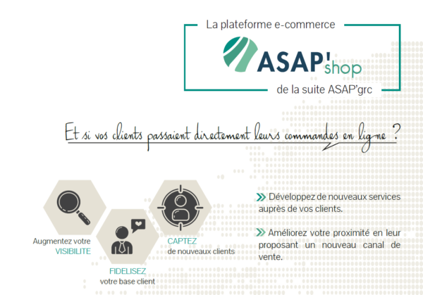 ASAP'shop : votre solution e-commerce clés en main