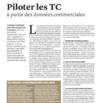 piloter donnees commerciales